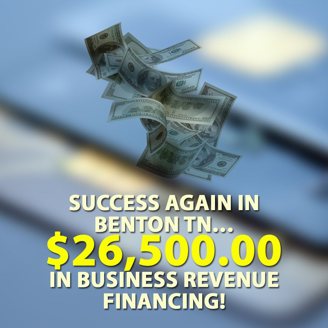 Success-again-in-Benton-TN-26500.00-in-Business-Revenue-financing-1080X1080