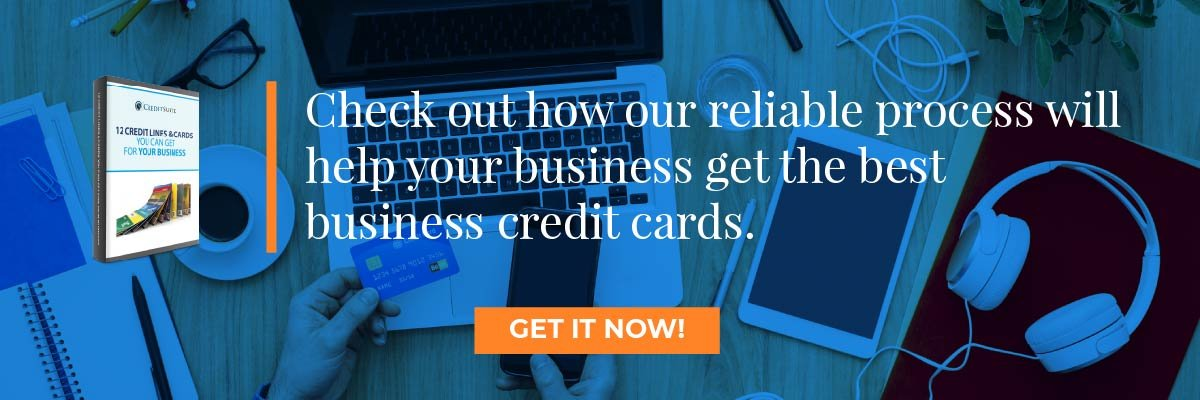 apply for a business credit card