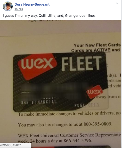 Wex Fleet Approval Credit Suite Funding Case Studies - Business Credit Results