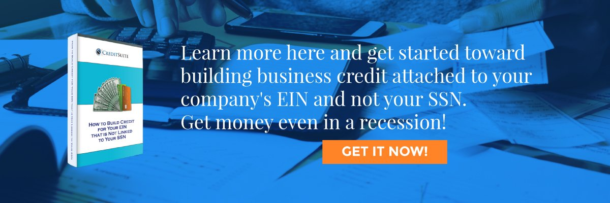 best way to build business credit in a recession Credit Suite3 1 - What's the Best Way to Build Business Credit in a Recession? We Have the Secret!