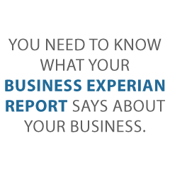 business Experian Credit Suite